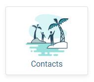 Module contact