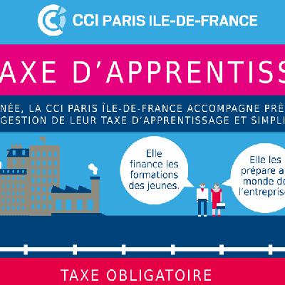 Taxe apprentissage cci
