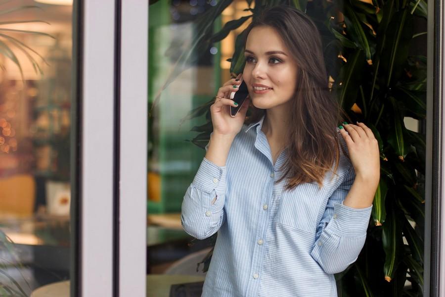 Telephone appels personnels